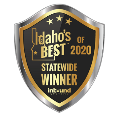Idaho's Best Law firm of 2020 Statewide winner
